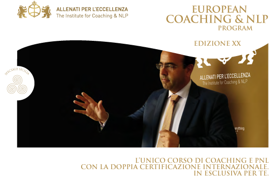 Corso European Coaching & NLP Program (Accreditato ACTP)