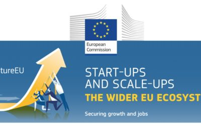 Startup Innovative, UE avvia il fondo VentureEU da 2,1 miliardi di euro