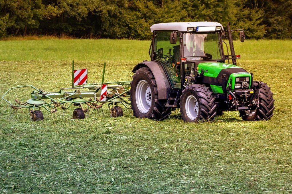 tractors, tractor, mower